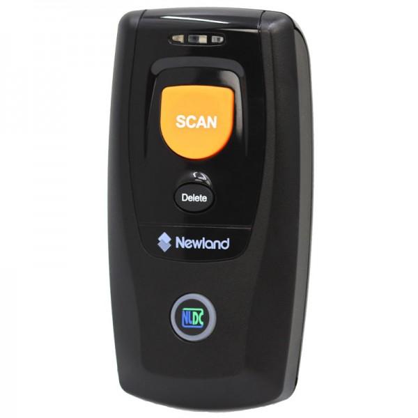 BS8050-3V Piranha: 1D bluetooth barcode scanner - barcode.gr