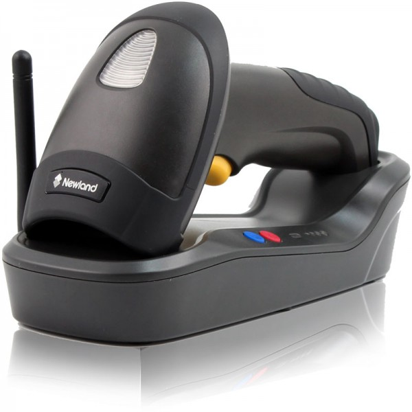 Newland HR1550 Wireless ασύρματο barcode scanner - barcode.gr