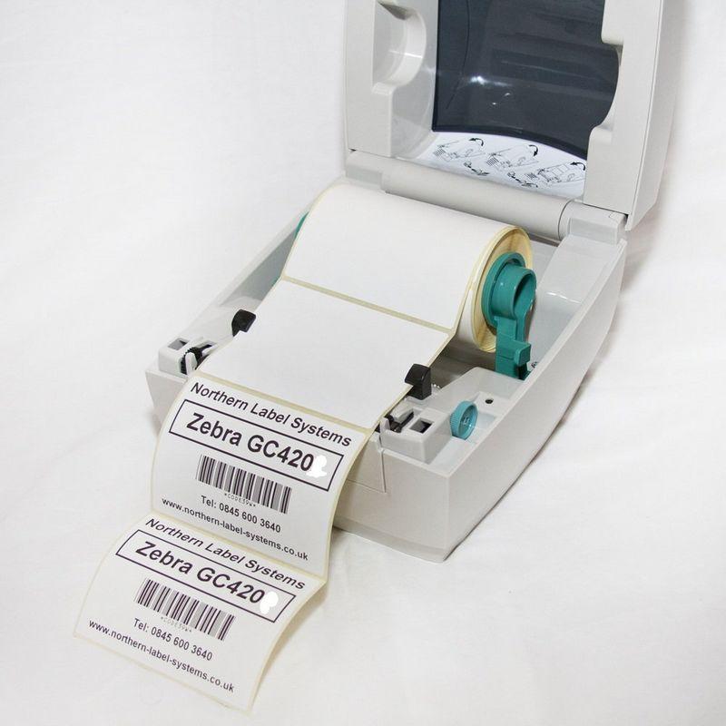 Αποτέλεσμα εικόνας για Εκτυπωτής Θερμικός Ετικετών ZEBRA GC 420t